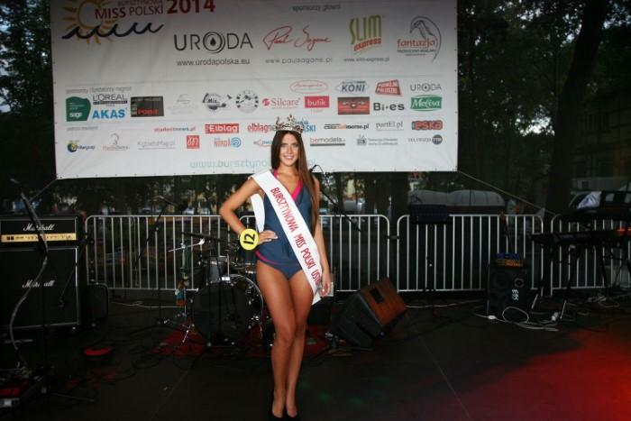 Aleksandra Grysz Miss Warmii i Mazur Miss Earth Poland, Aleksandra Grysz z Iławy zdobyła koronę najpiękniejszej dziewczyny w polskiej edycji Miss Earth 2018, Miss Warmii i Mazur, Miss Warmii i Mazur