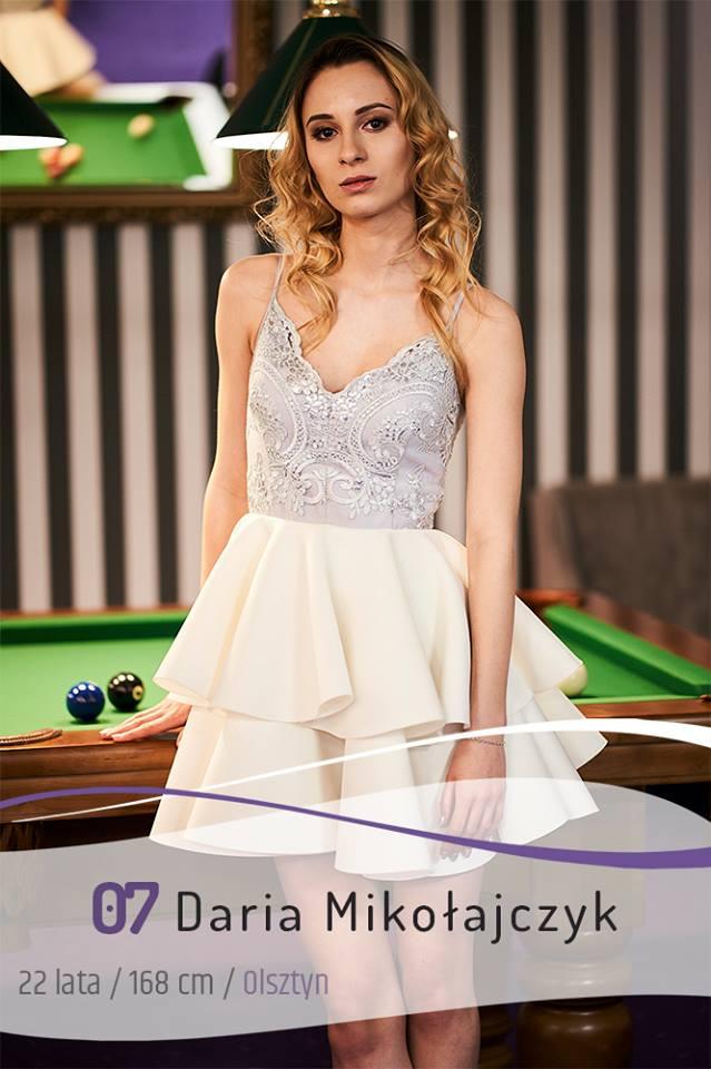 Miss Warmii i Mazur finalistki, Finalistki XXVIII edycji Miss Warmii i Mazur., Miss Warmii i Mazur, Miss Warmii i Mazur