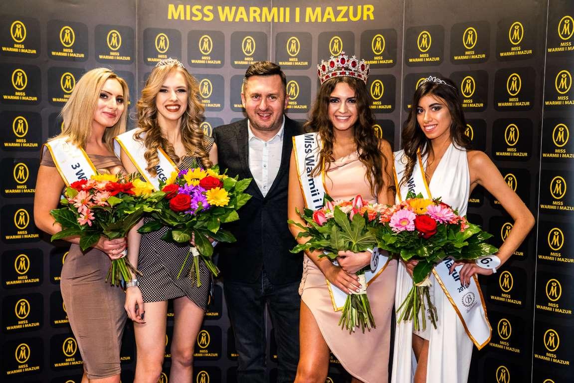 Miss Warmii i Mazur Karolina Wasilewska finał koronacja, Karolina Wasilewska została Miss Warmii i Mazur XXVIII edycji., Miss Warmii i Mazur